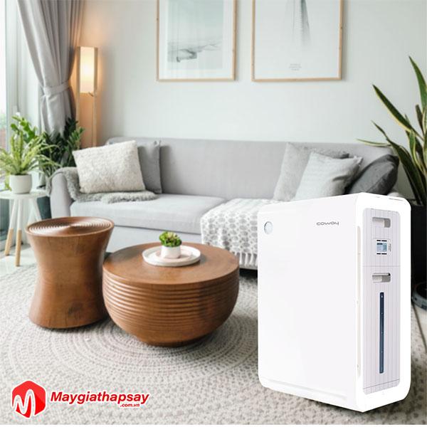 máy lọc không khí tốt nhất cho bệnh nhân viêm xoang mãn tính, hen suyễn